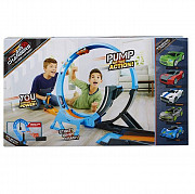Трек Air Chargers 647284 3-N-1 Stunt Loop Set with Air Pump, оригинал Хмельницкий
