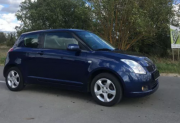 Suzuki Swift, Львов