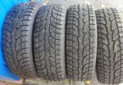 225/65 R17 HANKOOK WINTER I*PIKE RW11 б/у 9мм. 102T (Корея Киев