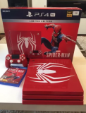 Ps4 Pro 1TB Limited Edition Spidermen! (Без игры SPIDER-MAN)! Тернополь