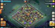 Clash of Clans 2000 грн Донецк